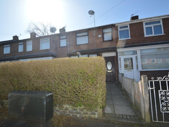 3 bedroom terrace house to rent