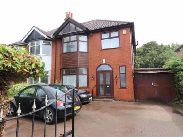 5 bedroom semidetached house for sale