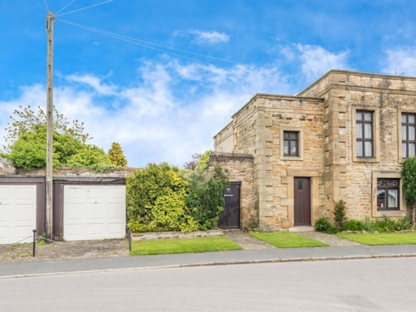 2 bedroom semi-detached house for sale in
